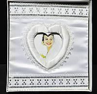 """Фотоальбом Свадьба с 40 """"магнитными"""" страницами"""