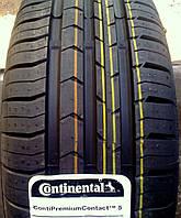 Шины 195/65 R15 91T Continental PremiumContact 5