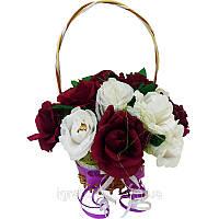 Букет из конфет Розы 15, фото 1
