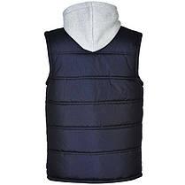 Жилетка Lee Cooper Sweater Hooded Gilet Mens, фото 2