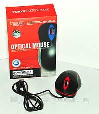 Оптическая мышь HAVIT  HV-M8000, USB, фото 3