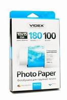 Фотобумага Videx HGA6-180/100 глянец