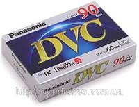 MiniDV кассета Panasonic mini DV DVM-60 FF
