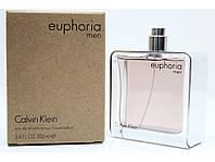 Тестер Calvin Klein Euphoria for men EDTТ