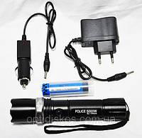 Фонарь BAILONG BL-8626 (литиевый аккумулятор)