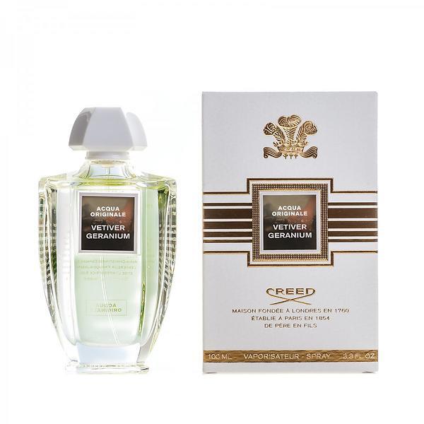 Creed Acqua Originale Vetiver Geranium парфумована вода 100 ml. (Крід Аква Оріджінал Ветивер Гераниум)