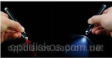 Torch V-1 Фонарик-лазер-ручка-магнит (5в1), синий, фото 2