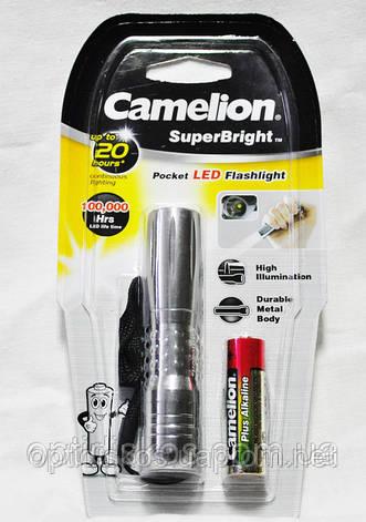 Фонарь Camelion T5013-LR6BP светодиодный, фото 2