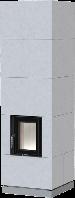 Каминная система Brunner KSO 25 q with thermal concrete cladding