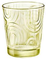 Набор стаканов Bormilio Rocco Arches Candy Lime для напитков 3 шт. (295 мл)