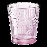 Набор стаканов Bormilio Rocco Arches Candy Pink для напитков 3 шт. (295 мл)