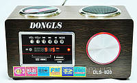 Портативная колонка  Dongls, DLS-820, фото 1