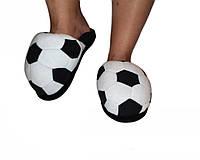 """Тапочки- игрушка """"Футбол"""" (детские) от 18 до 32разм."""