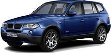 Защита двигателя на BMW X3 e83 (2003-2010)