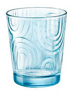 Набор стаканов Bormilio Rocco Arches Candy Blue для напитков 3 шт. (295 мл)