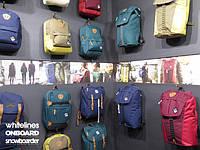 Рюкзаки набирают популярность с каждым годом