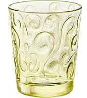 Набор стаканов Bormilio Rocco Naos Candy Lime для напитков 3 шт. (295 мл)