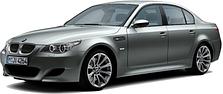 Защита двигателя на BMW 5 (E60\Е61) 2003-2010