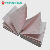 Бумага для ЭКГ, 110х100х200 Bioset 3600/3700