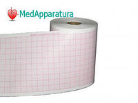Бумага для ЭКГ,(57X18)  HEART MIRROR 3D