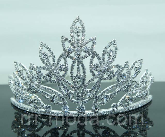 Новые короны 2017, свадебные украшения на голову для мисс и королев.