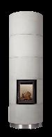 Каминная система Brunner KSO 25 r with thermal concrete cladding