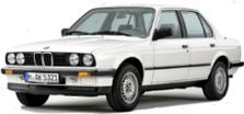 Защита двигателя на BMW 3 (E30) 1982-1994