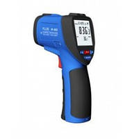 Пирометр-регистратор 50:1 (-50…+1650 ºС) USB FLUS IR-863U