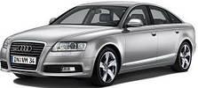 Защита двигателя на Audi A-6 C6 (2004-2011)