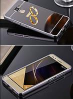 Чехол бампер для Huawei Honor 5c / GT3 зеркальный Брак