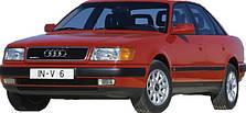 Защита двигателя на Audi A-6 C4 (1994-1997)