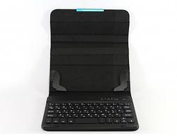 Чехол + клавиатура для планшета с Bluetooth Keyboard 7