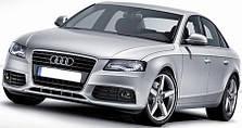 Защита двигателя на Audi A-4 B8 (2008-2015)