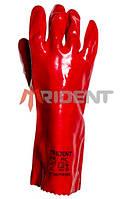Перчатка ПВХ, длина 45 см, TRRIDENT 6121