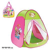 """Детская палатка """"Феи"""" 90х80х80 см"""