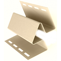 ОПТ - Сайдинг FASIDING Профиль внутренний угол, фото 1