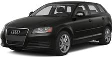 Защита двигателя на Audi A-3 (2004-2012)