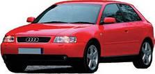 Защита двигателя на Audi A-3 (1996-2003)