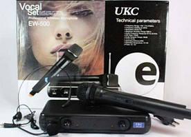 Радиосистема Микрофон  EW 500H  с гарнитурой