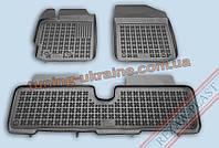 Коврики в салон из мягкого полиуретана Rezaw Plast  для Toyota Yariz 2005-2011 3шт (1 цельный)