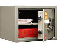 Сейф мебельный Valberg ASM-25EL ВхШхГ (250х340х280) мм Вес 13 кг