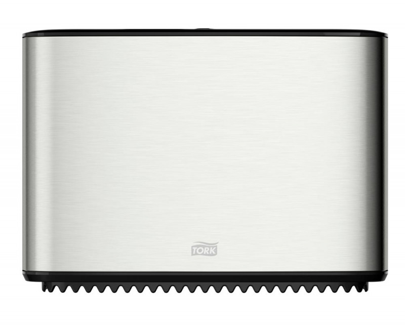 Tork Металлический мини-диспенсер для туалетной бумаги на 2 рулона