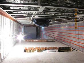 """Монтаж системи опалення """"Тепла підлога"""" котеджу с. Старі Кодаки 2"""