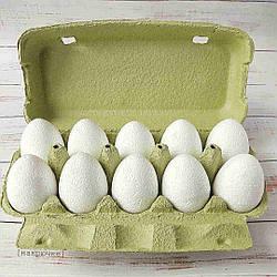 Пенопластовое яйцо 6 см (Украина)