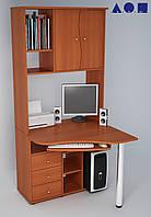 Стол компьютерный со шкафом С825