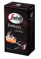 Кофе молотый эспрессо. Segafredo Espresso Casa, 250 г