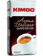 Кофе молотый. Kimbo Aroma Italiano Gusto Deciso , 250 г