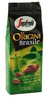 Кофе молотый. Segafredo Le Origini Brasile 100% Арабика, 250 г