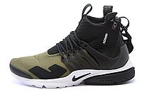 Мужские кроссовки ACRONYM x Nike Air Presto Olive