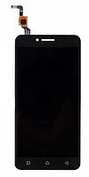 Дисплей (LCD) Lenovo A6020 Vibe K5 Plus/ Lemon 3 with touch screen black